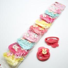 Резинки детские 20 шт. (Ø 4.5 см.) 5-6854