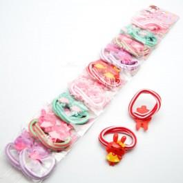 Резинки детские 20 шт. (4 х 2.3 см.) 5-6853