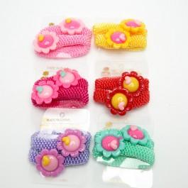Резинки детские 24 шт. (Ø 2.8 см.) 5-2503