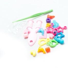 Комплект для плетения браслетов 1-3858