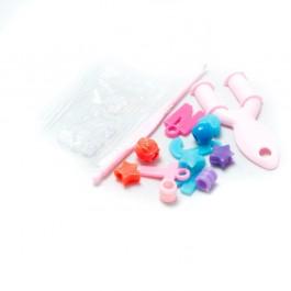 Комплект для плетения браслетов 1-3857
