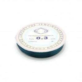 Проволока для бисера (20 м. х 0.3 мм.) 4-4031