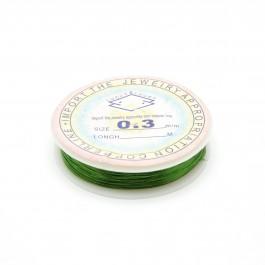 Проволока для бисера (20 м. х 0.3 мм.) 4-4030
