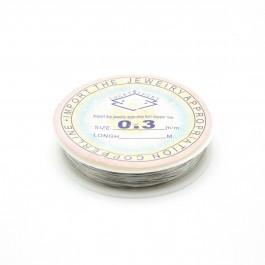 Проволока для бисера (20 м. х 0.3 мм.) 4-4025