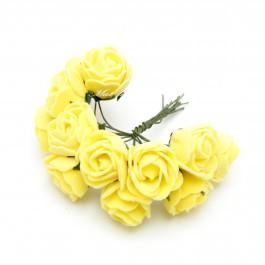 Квіти штучні (Ø 2 см.) 5-2077