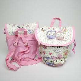Рюкзак детский (21 х 20.5 х 13 см.) 5-2512