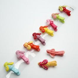 Уточки дитячі 10 шт. (4.8 х 2.5 см.) 5-8403