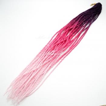 "Канекалон ""zi-zi"" синтетичне моноволокно 30 шт. (д. 60 см.) 6-0819"